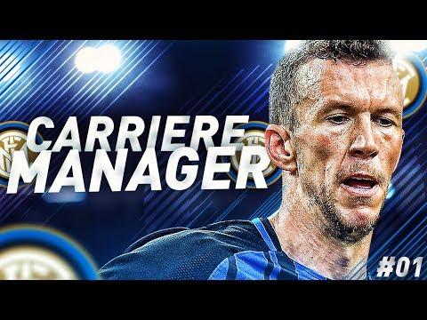 FIFA 18 | Carrière Manager | La Renaissance de L'Inter Milan #1