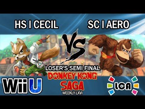 LCA Weekly 66 Singles - Cecil vs Aero - [L] Semi Final