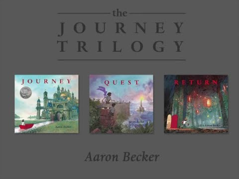 Creating Wordless Picture Books With Aaron Becker