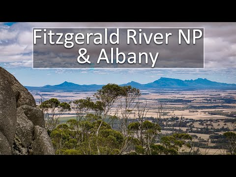 South Coast Western Australia | Fitzgerald River NP & Albany