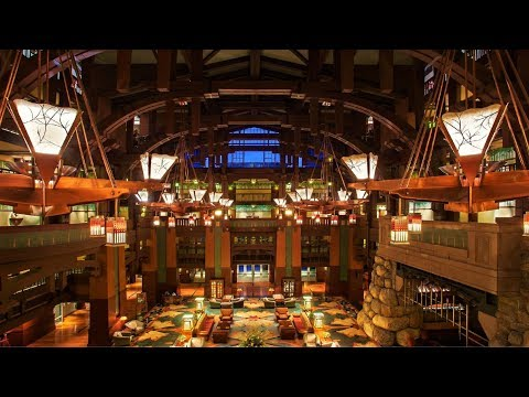 Disneyland Resort | Disney's Grand Californian Hotel & Spa | BGM Loop