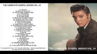ELVIS - THE COMPLET GOSPEL SERIES VOL 1.
