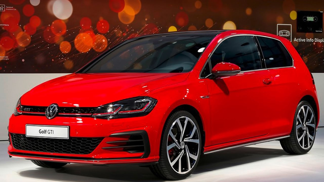 volkswagen golf gti   launched  india   youtube