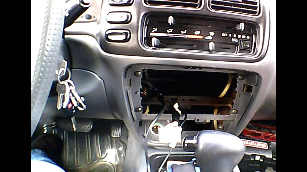2002 Chevy Tracker Zr2 4x4