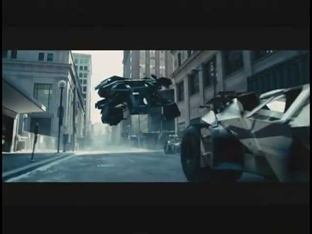 The Dark Knight Rises - French Trailer #3 (L'Ascension Du Chevalier Noir Bande Annonce VF)