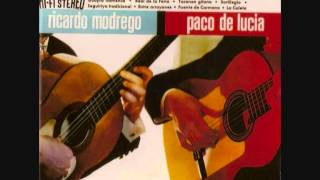 Paco de Lucía y Ricardo Modrego - Guajira Flamenca