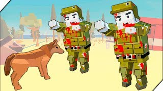 ЗОМБИ ПРОТИВ НАС - Игра ZIC  Zombies in City # 4 Игры андроид
