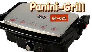 Отличный Гриль GF-025 PANINI-GRILL - Обзор.