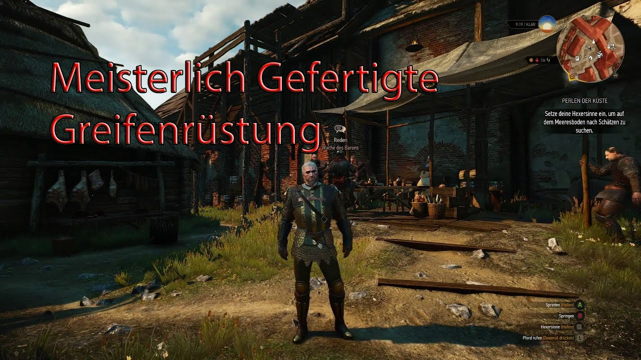 Witcher 3 Beste Rüstung