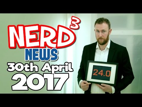 Nerd³ News - 30th April 2017 - Tasks and Music