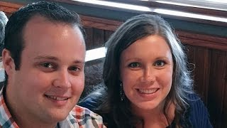 Josh and Anna Duggar Spotted Together for the First Time Since He Left Rehab
