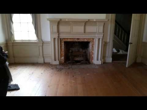 Federal Style Home + Bob | Circa 1823 | Abandoned Homes of North Carolina