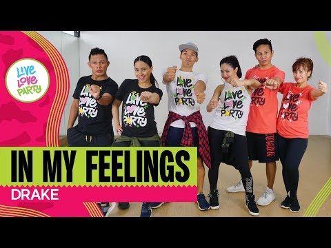 In My Feelings Dance Challenge | Live Love Party™