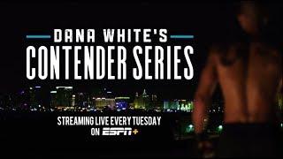 Dana White's Contender Series Season 3 Returns June 18 on ESPN+