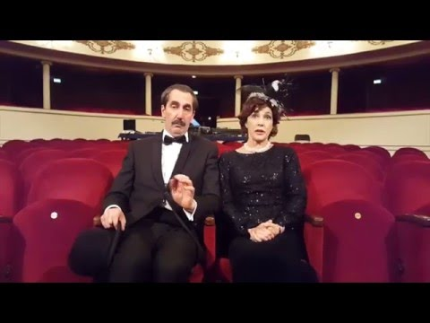Nudi e crudi di Alan Bennett con Maria Amelia Monti, Paolo Calabresi