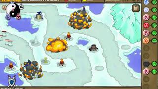 Elemental Strike: Mirage Tower Walkthrough