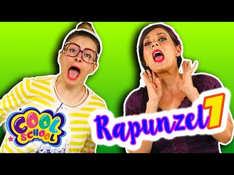 Rapunzel - Chapter 7   Story Time with Ms. Booksy at Cool School