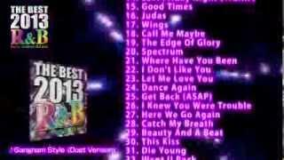 2013.12.4発売「V.A. / THE BEST 2013 R&B Party Anthem DJ Mix」