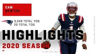 Cam Newton Full Season Highlights