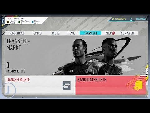 FIFA 20: Ein Neuer Glitch 😳 Der Grund Wieso EA Den Transfermarkt Gesperrt Hat !