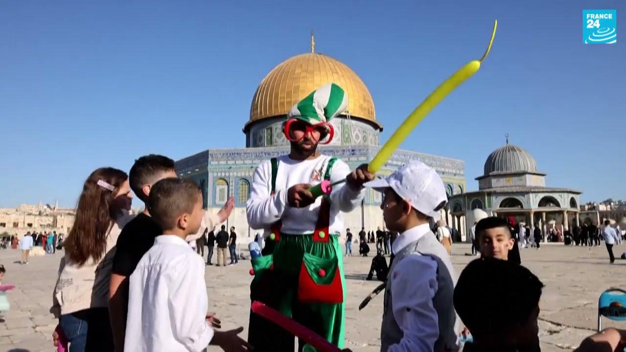 مظاهرات تضامنية مع الفلسطينيين في عدة دول حول العالم  - نشر قبل 25 دقيقة