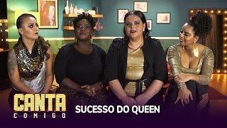 Banda Ophelia levanta 80 jurados ao som de Don't Stop Me Now, do Queen