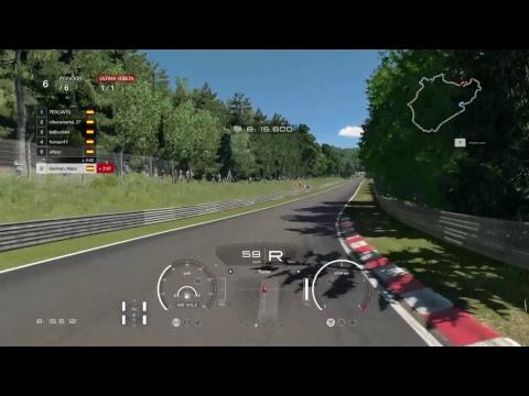 [ Gran Turismo Sport ] German_Mara