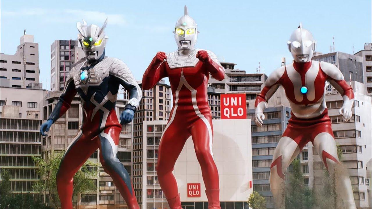 Download ウルトラマンシリーズ「UT」5/1~全世界のUNIQLOに登場!公式スペシャルムービー ~ウルトラマン・セブン・ゼロ編~