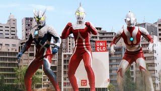 ウルトラマンシリーズ「ut」5/1~全世界のuniqloに登場!公式スペシャルムービー ~ウルトラマン・セブン・ゼロ編~