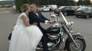 Monika & Jacek • fenomenalny teledysk ślubny • dron • studiooleszek