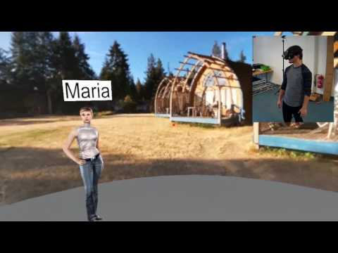 Virtual Reality Lecture Framework