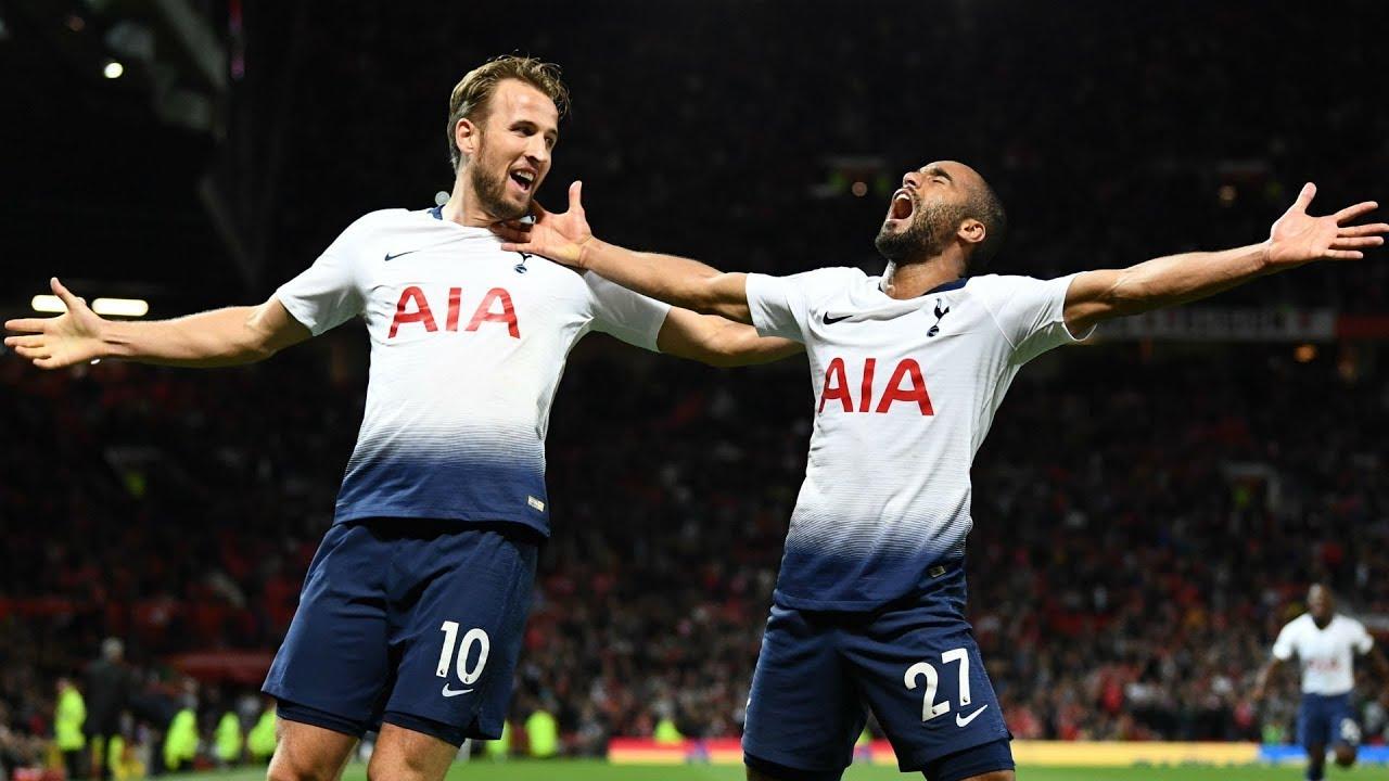 Manchester City 4-3 Tottenham Hotspur: Llorente goal sends ...  |Tottenham