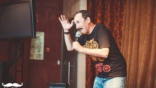 Видео отчет STAND UP вечера в Уфе. Руслан Мухтаров.