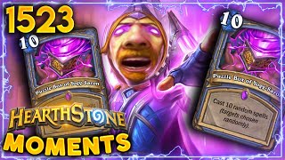 Double Box With VARGOTH Always Works | Hearthstone Daily Moments Ep.1523