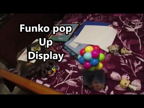 Funko pop Up Display 11.15.19 Day 2333
