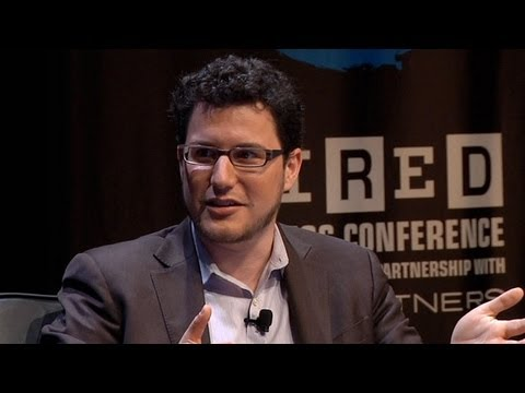 Wired Business Conference: The Lean Startup