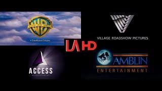 Warner Bros. Pictures/Village Roadshow Pictures/Access Entertainment/Amblin Entertainment
