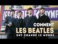 Capture de la vidéo 💂 Comment Les Beatles Ont Changé Le Monde ! Documentaire Musical