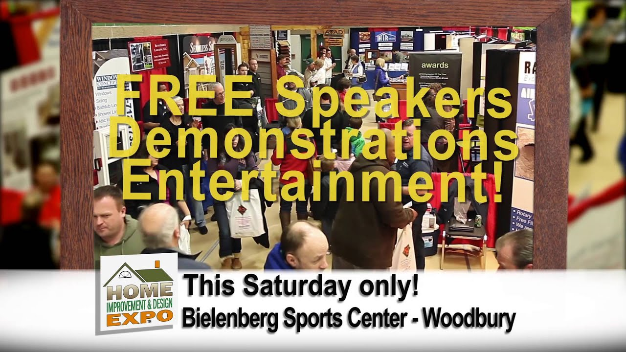 2016 Woodbury Home Improvement and Design Expo - YouTube