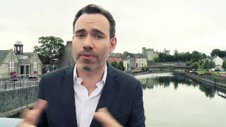 Kilkenny Arts Festival Director's Log 1: A world of artistic magic in Ireland's medieval city