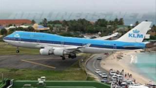 Princess Juliana Int'l Airport - St. Martin