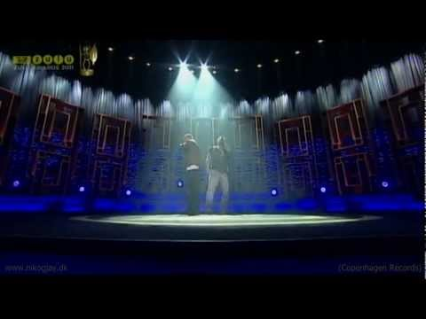 Nik & Jay - Mod Solnedgangen (Live @ Zulu Awards 2011)