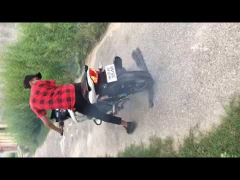 Apache Rtr 180 Stunts