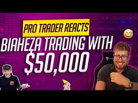 Professional Trader Reacts: I Tried Day Trading Forex With $50,000 (Biaheza)