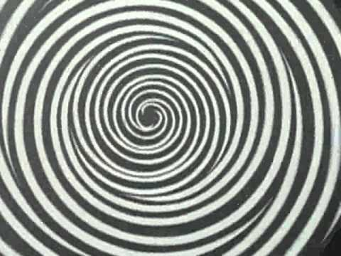 Spiral Metal Illusion Disk