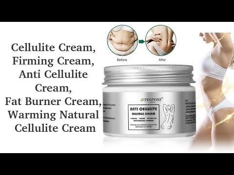 PINPOXE Cellulite Cream, Firming Cream & Fat Burner Cream