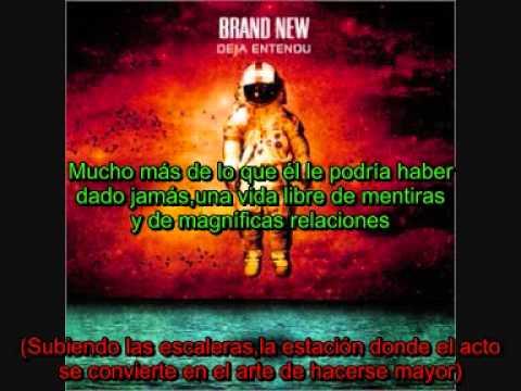 Brand new-Sic transit gloria...glory fades(subtitulada español)