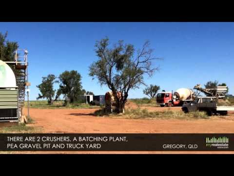 Established Quarry and Concrete Business for Sale – Gregory, QLD