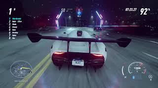 Need for Speed: Heat   Koenigsegg Regera Customization & Gameplay   Performance Rating 400+