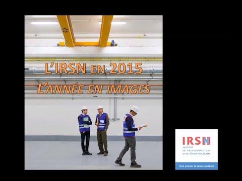 L'IRSN en 2015 : l'année en images